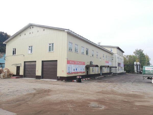Офисно-производственный комплекс на ул. Петра Щербины, 4А