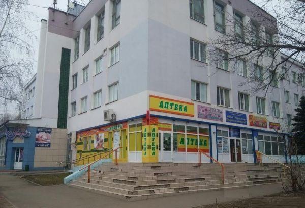 Торгово-офисный комплекс на ул. Степана Разина, 19