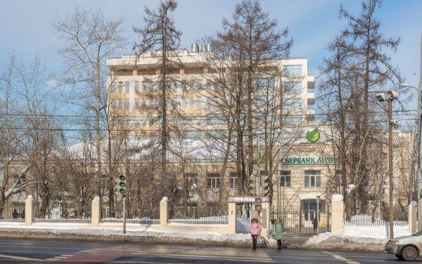 Бизнес-центр Воробьёвское 6