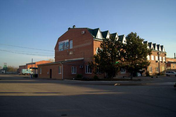 Офисно-складской комплекс на ул. Круговая, 26