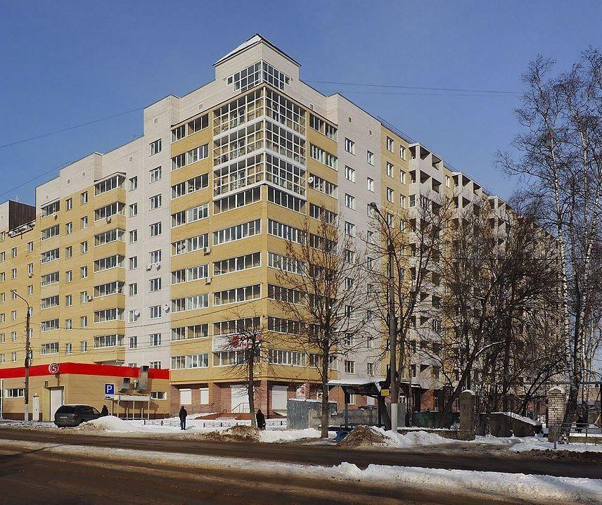 жилой комплекс Красина 46