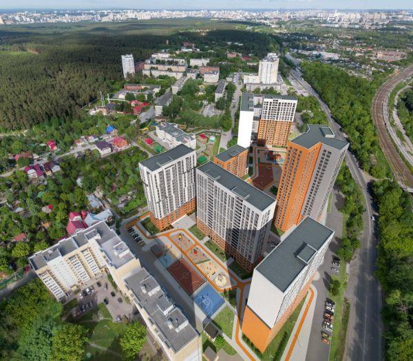 2-я Фотография ЖК «Парк комплекс Шолохов»
