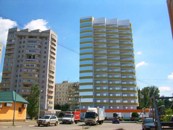 2-я Фотография ЖК «На Воробьева»