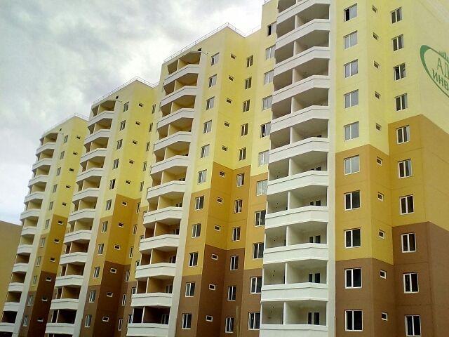 жилой комплекс ул. Моздокская