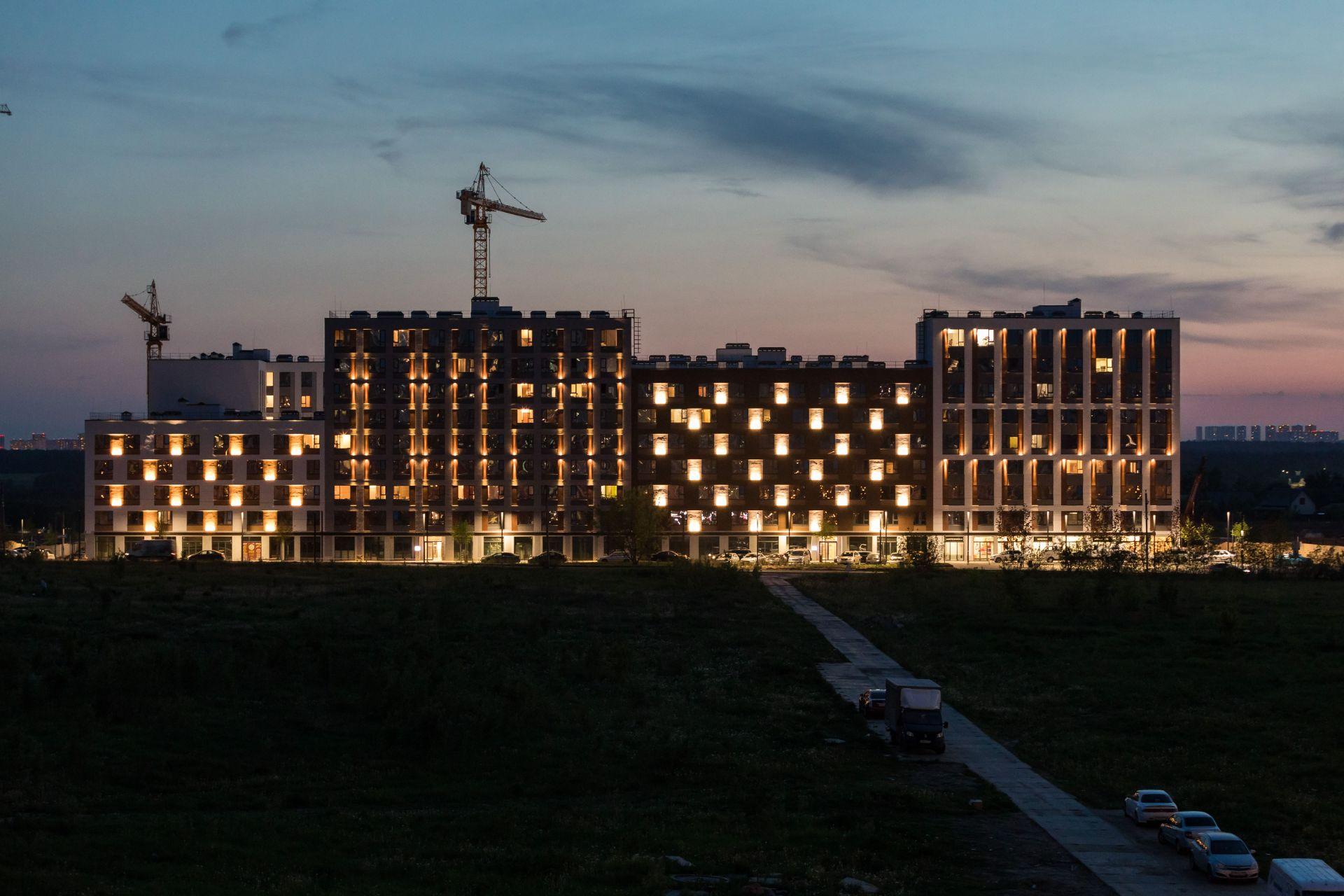 купить квартиру в ЖК Первый квартал