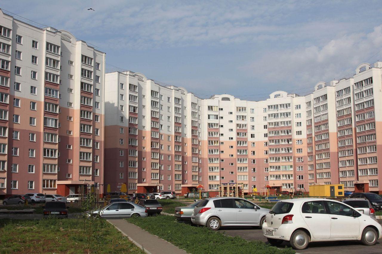 купить квартиру в ЖК мкр. Рождественский