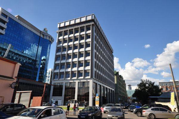 Бизнес-центр Сибирский Альянс