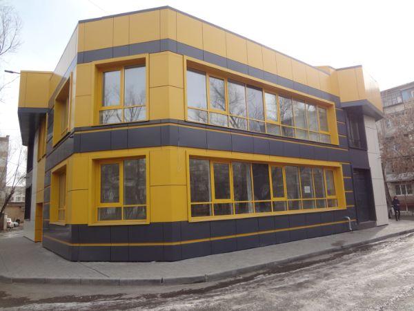Отдельно стоящее здание на ул. Чайковского, 12А