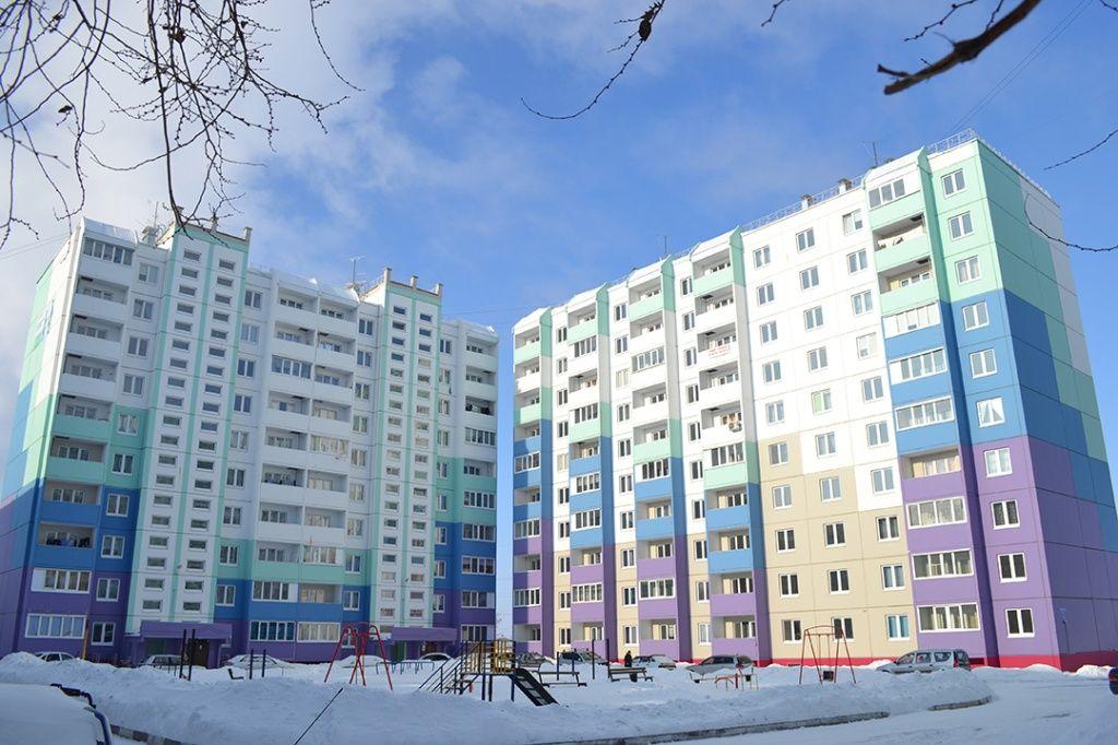 жилой комплекс по ул. 3-я Любинская