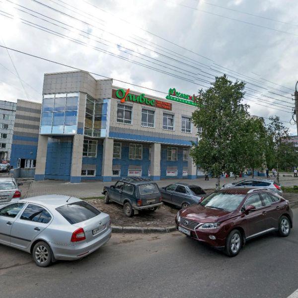 Торговый центр Мультик