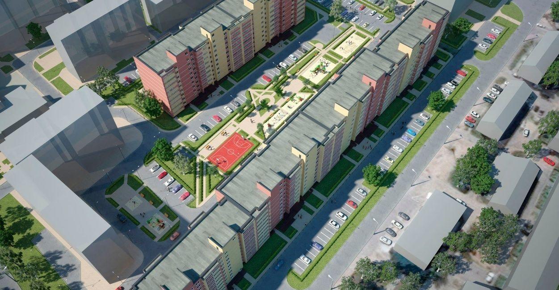 жилой комплекс Новый Сургут