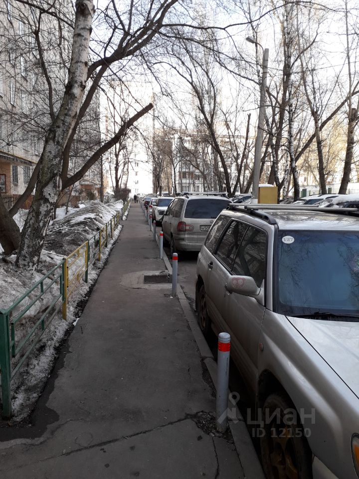 2-к кв. Москва Путевой 38 (46.5 м²)