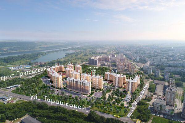 2-я Фотография ЖК «Московский проспект»