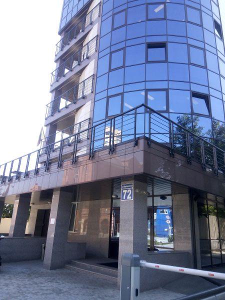 Бизнес-центр на ул. Ядринцевская, 72