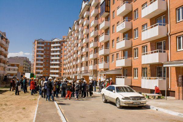 3-я Фотография ЖК «Микрорайон 140а»