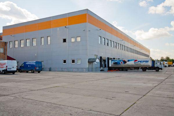 Офисно-складской комплекс Синател