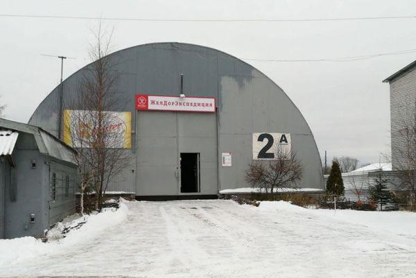 Склад на ул. Советская, 2А