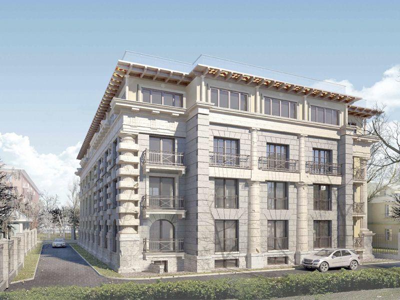 купить квартиру в ЖК Palazzo Imperiale (Палаццо Империале)