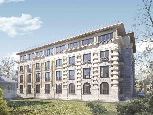 2-я Фотография ЖК «Palazzo Imperiale (Палаццо Империале)»
