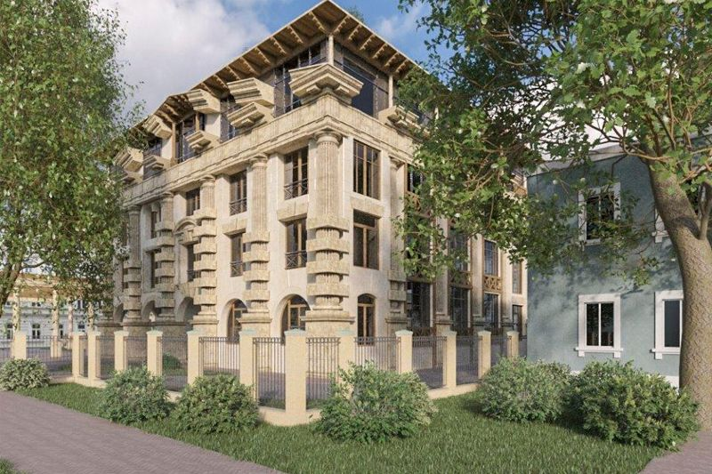 продажа квартир Palazzo Imperiale (Палаццо Империале)