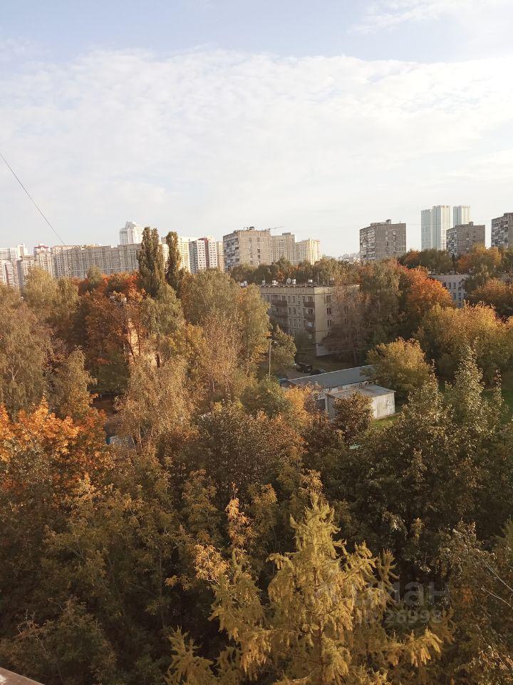 Продаю двухкомнатную квартиру 41.5м² Веерная ул., 40К5, Москва, ЗАО, р-н Очаково-Матвеевское м. Славянский бульвар - база ЦИАН, объявление 241805177