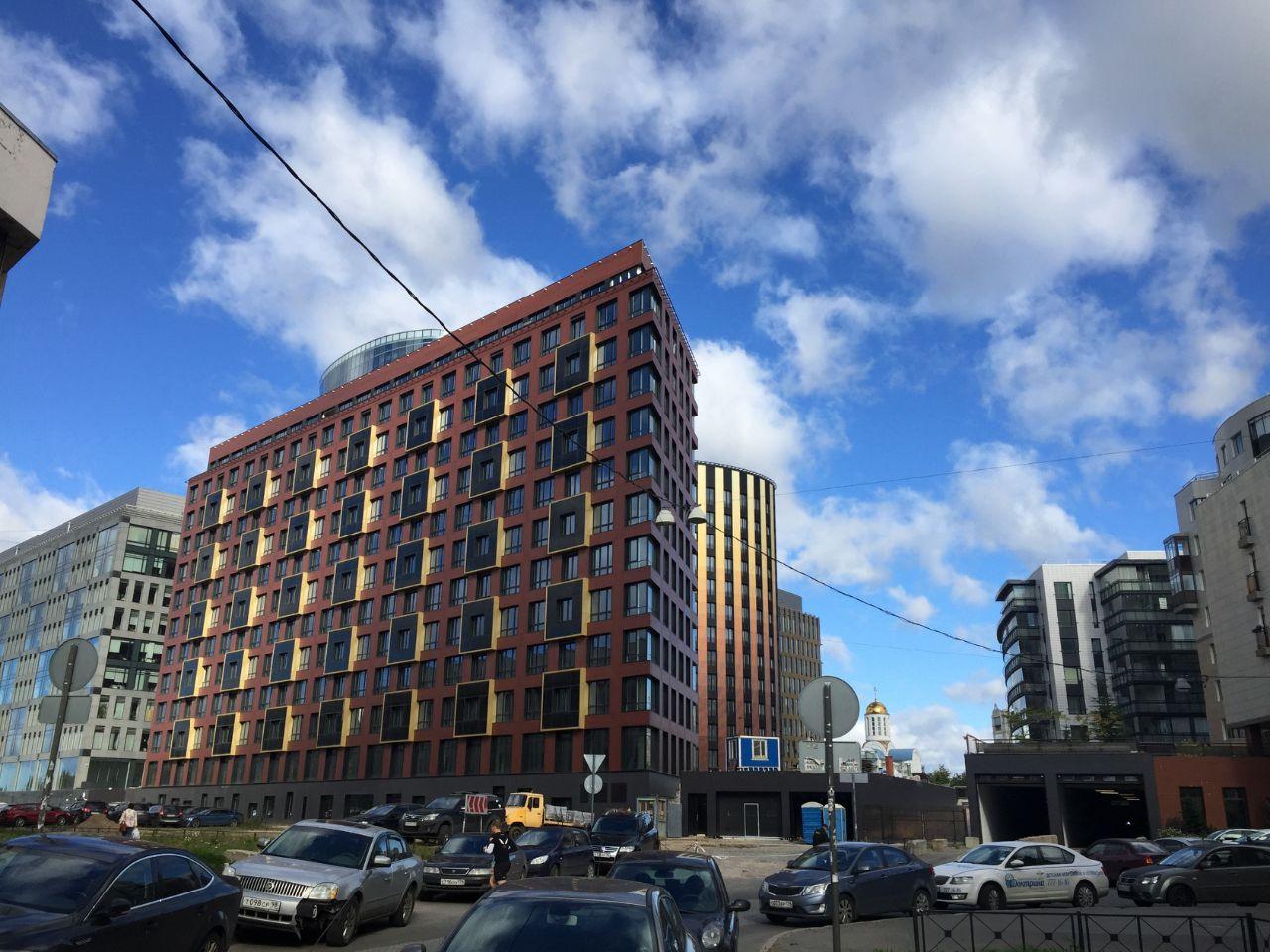 фото ЖК Новый город