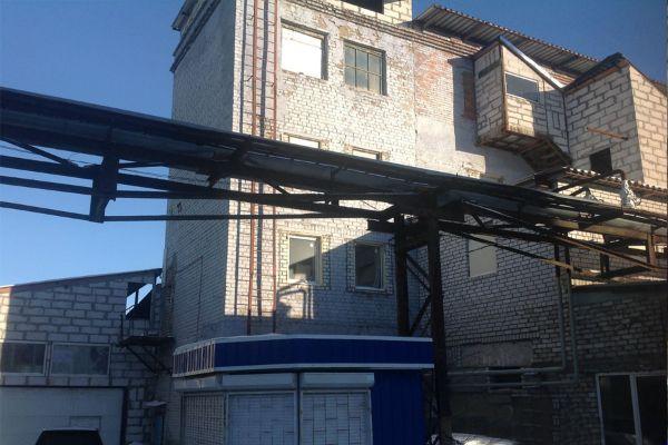 Офисно-производственный комплекс на ул. Полушкина Роща, 16с77А
