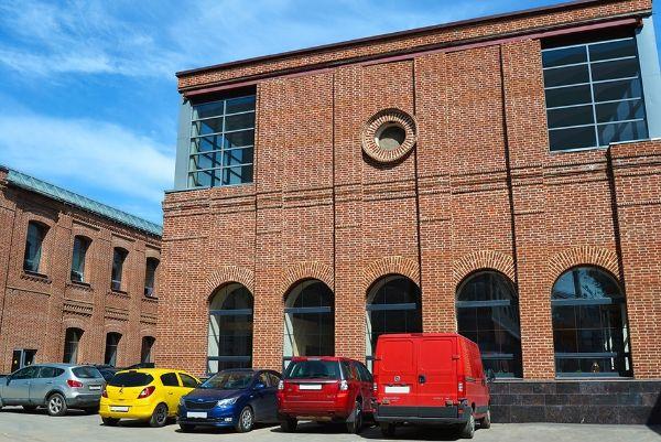 Бизнес-парк Loft Ville (Лофт Виль)