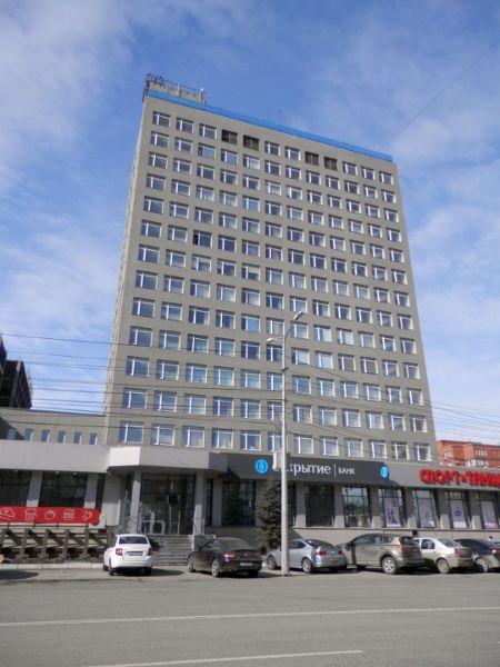 Бизнес-центр Центр Международной Торговли Челябинск