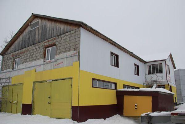 Офисно-складской комплекс на ул. Станция Нижневартовск-2