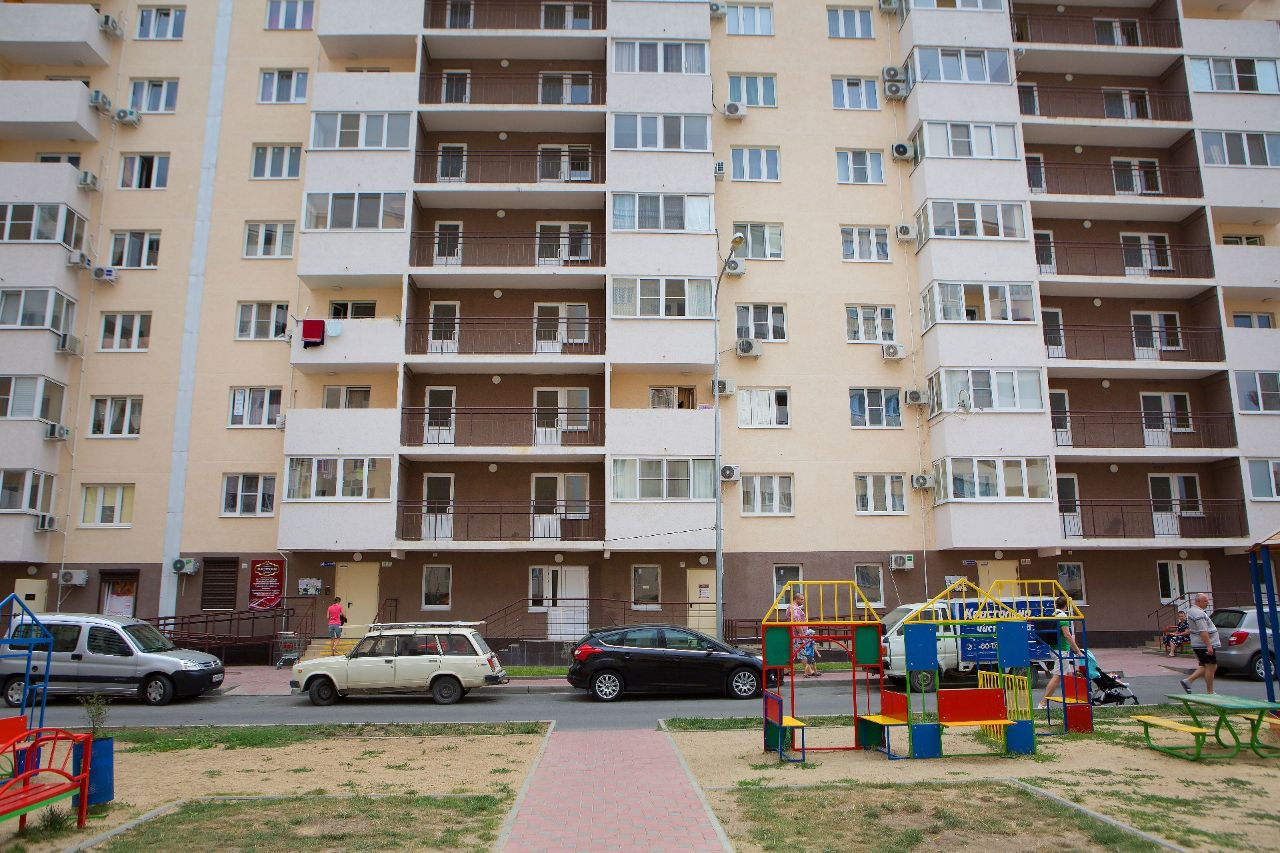 фото ЖК Красная Площадь (Анапа)
