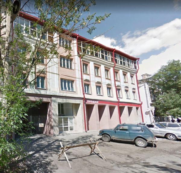 Отдельно стоящее здание на ул. Степана Разина, 50