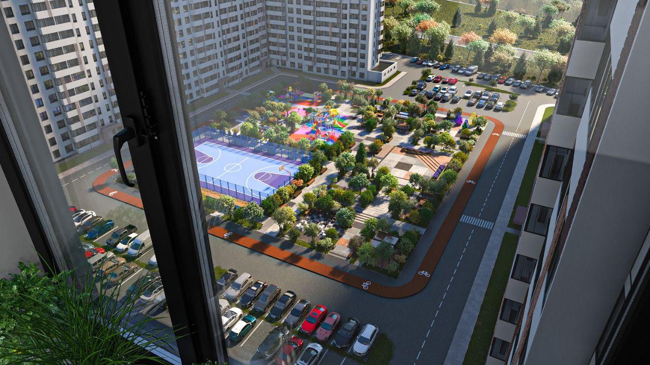 жилой комплекс Новые Матрёшки