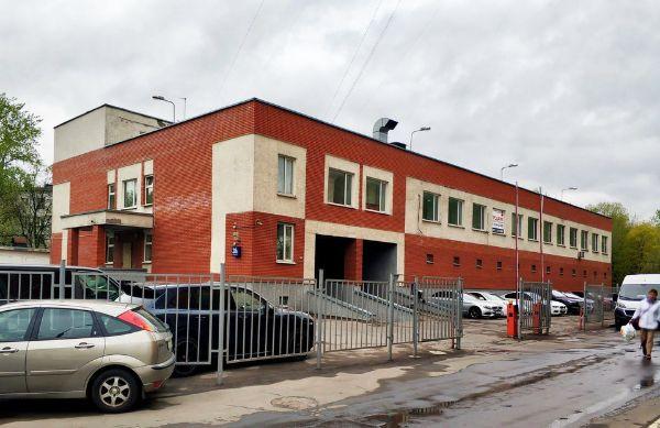 Офисное здание на ул. Новогиреевская, 28Б