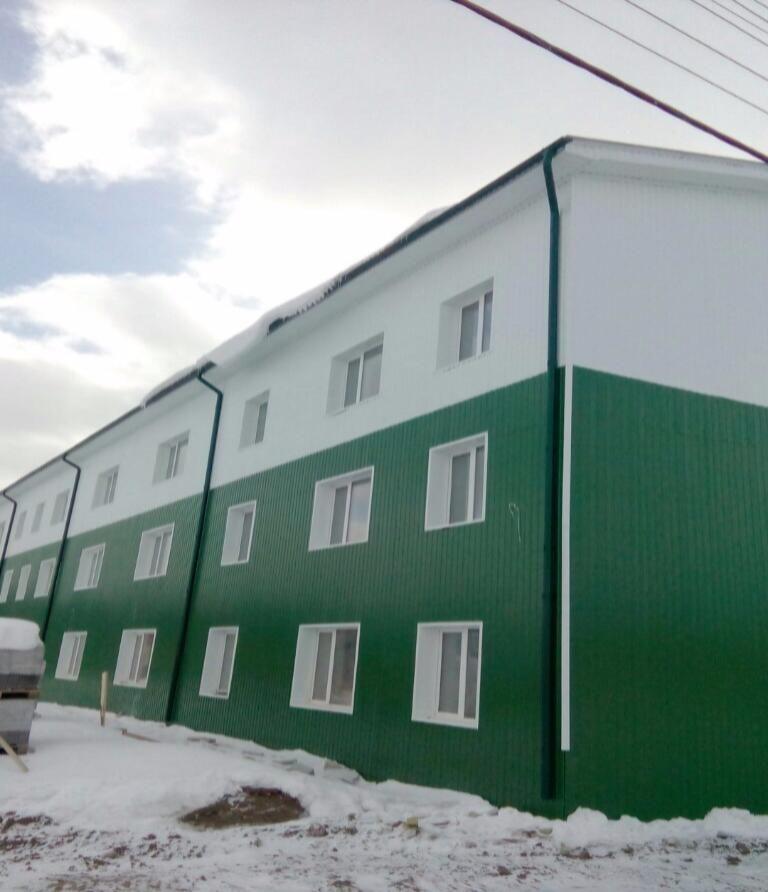 купить квартиру в ЖК Жилой дом в селе Александровском