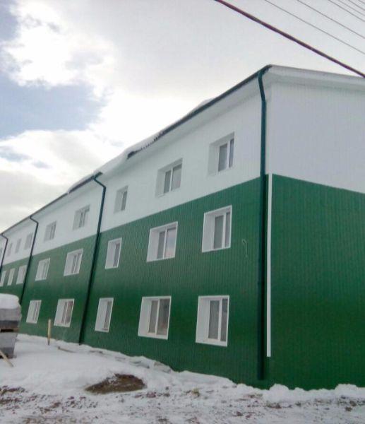 1-я Фотография ЖК «Жилой дом в селе Александровском»