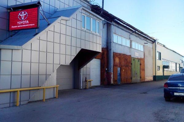 Производственно-складской комплекс на ул. Кузоваткина, 5с2