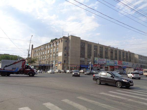 Торгово-офисный комплекс на ул. Чернышевского, 88