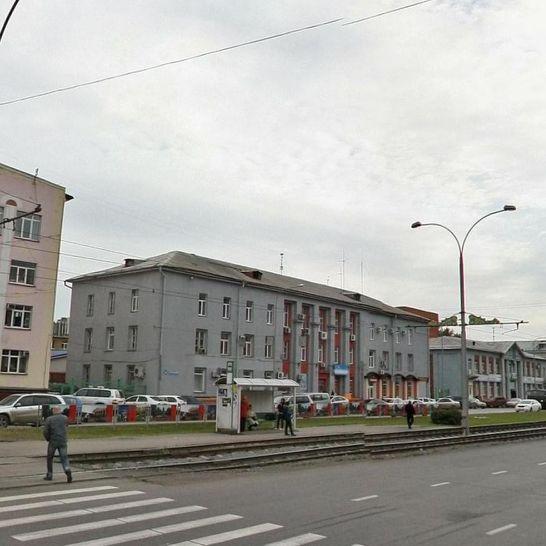Отдельно стоящее здание на Кузнецком проспекте, 18