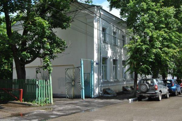 Офисное здание на ул. Пушкинская, 7