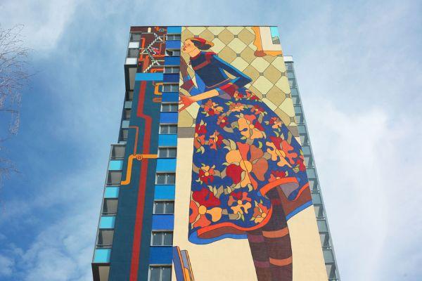 4-я Фотография ЖК «Граффити»