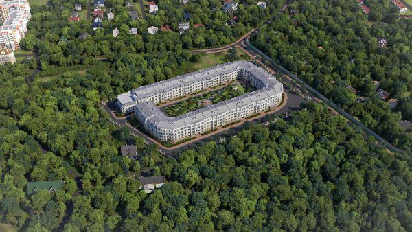 2-я Фотография ЖК «Грибовский лес»
