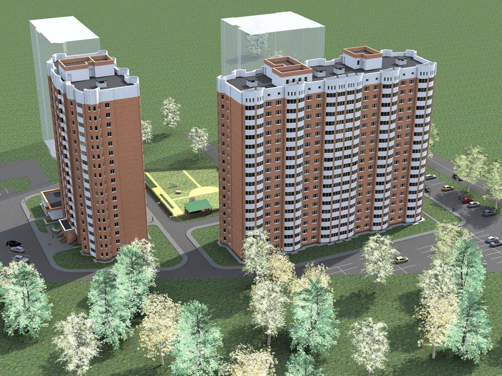 жилой комплекс Нижняя Дуброва