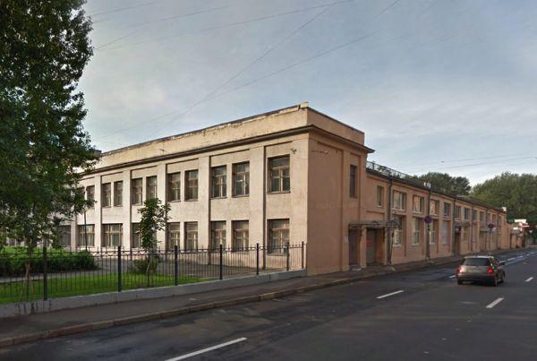 Деловой центр на ул. Тележная, 17-19