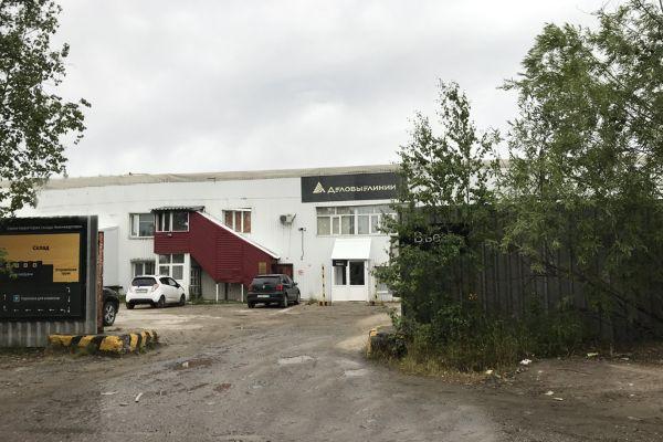 Офисно-складской комплекс на ул. Кузоваткина, 5с7