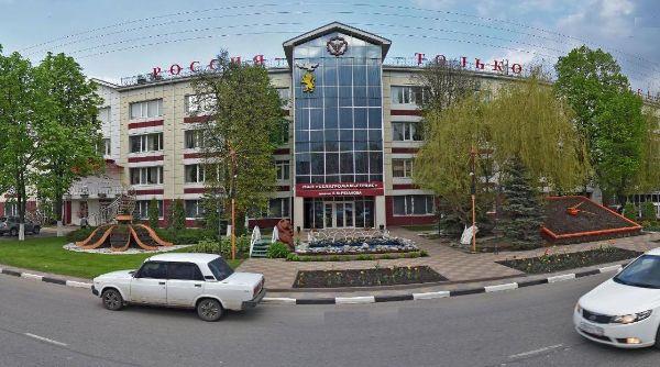 Административное здание на ул. Дзгоева, 2