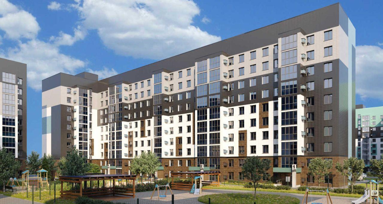 купить квартиру в ЖК Живи на Портовой