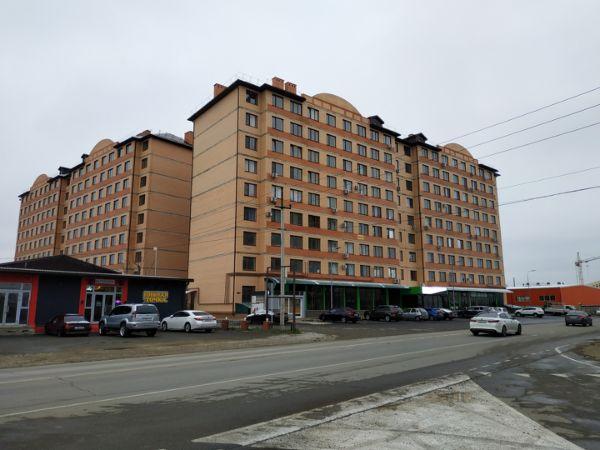 1-я Фотография ЖК «по ул. Шоссейная»
