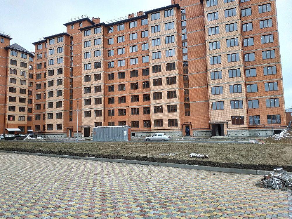 жилой комплекс по ул. Шоссейная