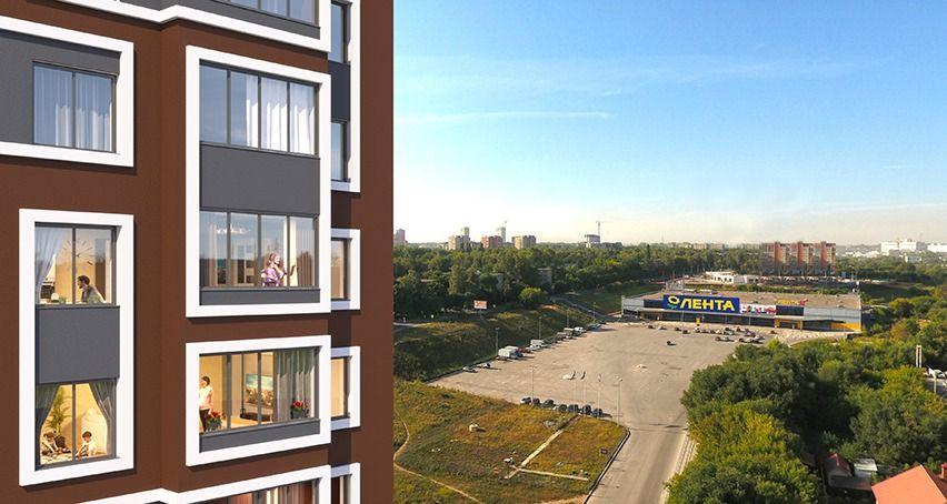 продажа квартир СМАРТ дом на Касимовском шоссе